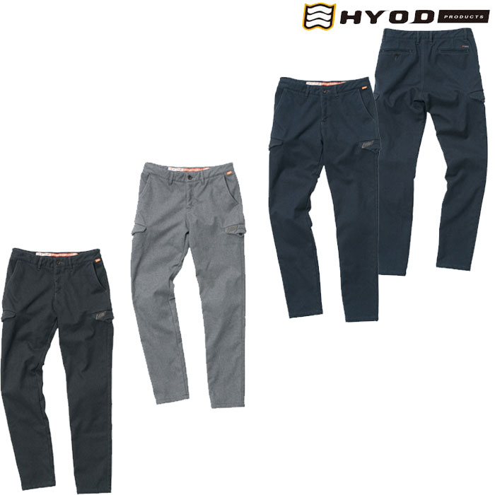 "HYOD PRODUCTS 〔WEB価格〕HYD530DS HYOD D3O STYLISH CARGO PANTS""WARM LAYERD"""