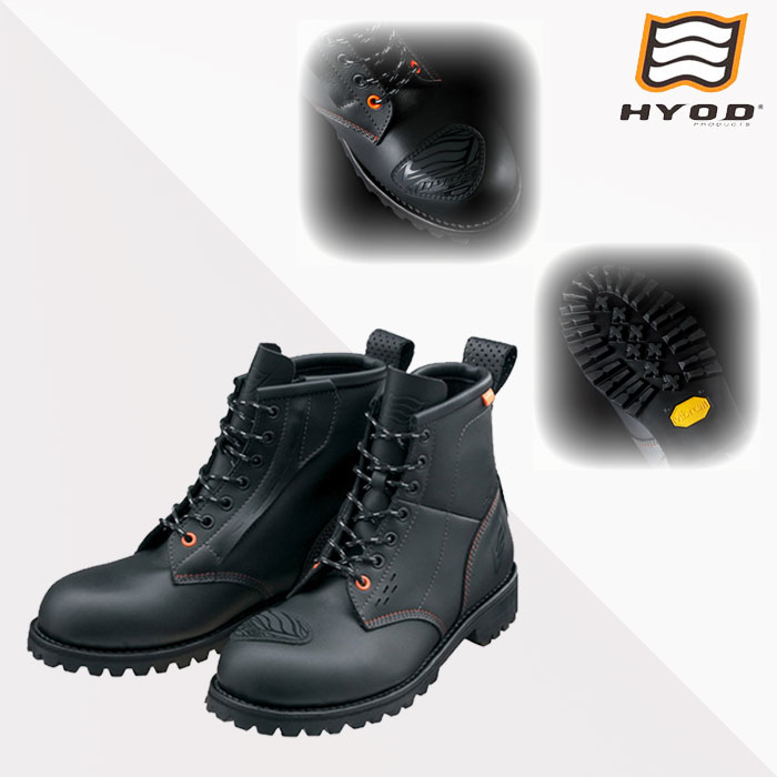 HYOD PRODUCTS STF002DS RIDILL D3O BLACK◆全2色◆