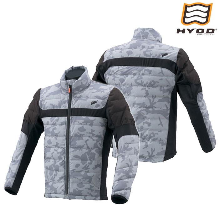 HYOD PRODUCTS STI516S WARM INNER JAC インナージャケット 保温 GREY CAMO◆全4色◆