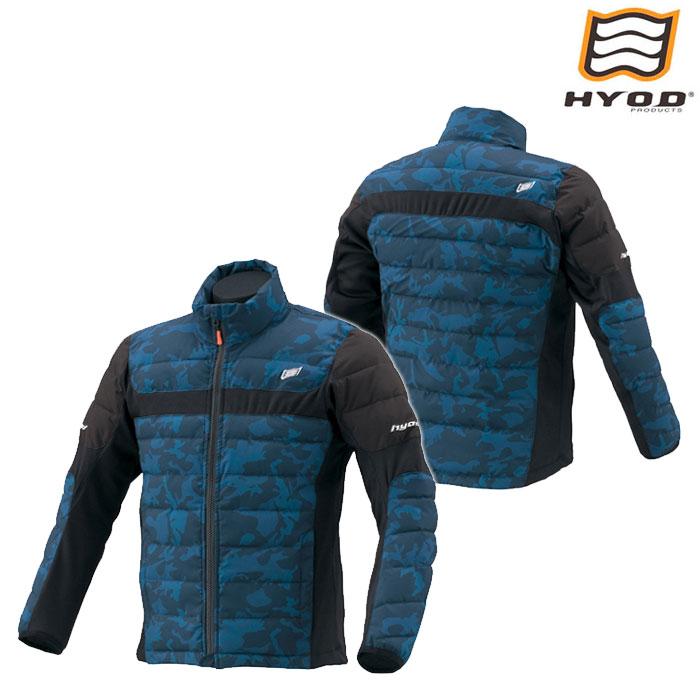 HYOD PRODUCTS STI516S WARM INNER JAC インナージャケット 保温 NAVY CAMO◆全4色◆