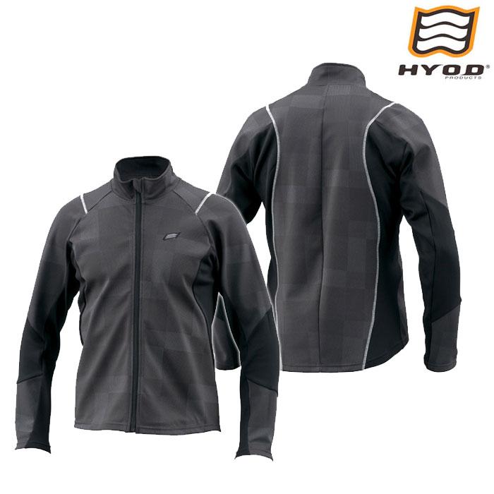 HYOD PRODUCTS HRI506F WIND BLOCK INNER JAC 防風 保温 GREY/WHITE STITCH◆全2色◆