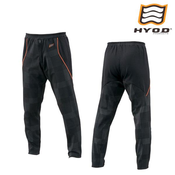 HYOD PRODUCTS HRI507F WIND BLOCK INNER PANTS 防風 保温 BLACK/ORANGE STITCH◆全2色◆