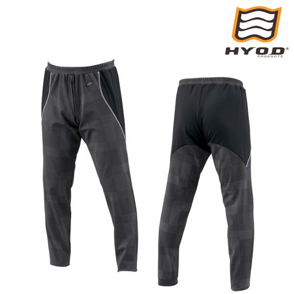 HYOD PRODUCTS HRI507F WIND BLOCK INNER PANTS 防風 保温 GREY/WHITE STITCH◆全2色◆