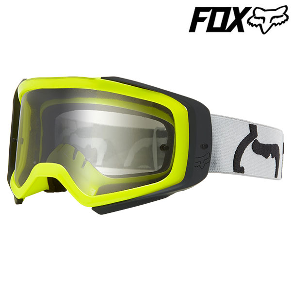 FOX RACING 〔WEB価格〕エアスペース2ゴーグル プリ グレー
