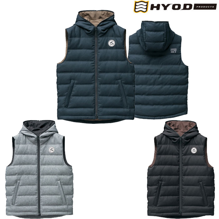 HYOD PRODUCTS OFJ602N OFFLINE DOWN VEST ダウンベスト