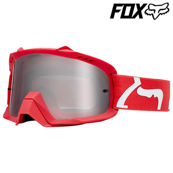 FOX RACING 〔WEB価格〕エアスペース ゴーグル レース