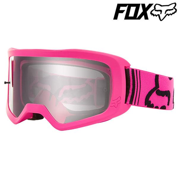 FOX RACING メイン2 ゴーグル レース