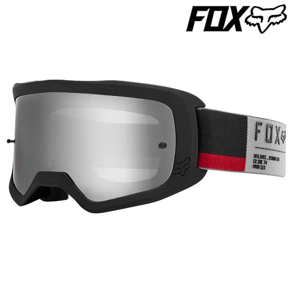 FOX RACING 〔WEB価格〕メイン2 ゴーグル ゲイン