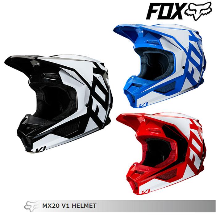 FOX RACING 〔WEB価格〕V1 オフロードヘルメット プリ