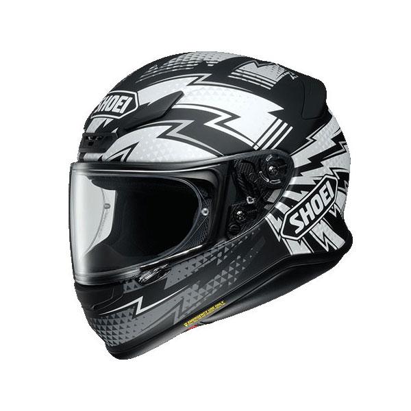 SHOEI ヘルメット (個別配送のみ 他商品との同梱配送不可)Z-7 VARIABLE 【バリアブル】 フルフェイスヘルメット BLACK/SILVER(TC-5)