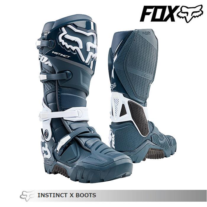 FOX RACING 〔WEB価格〕INSTINCT【インスティンクト】Xブーツ