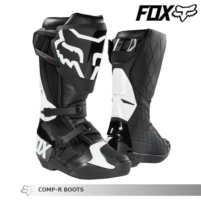 FOX RACING 〔WEB価格〕コンプ-R ブーツ