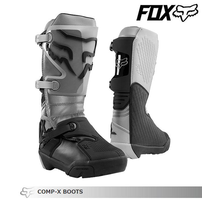 FOX RACING 〔WEB価格〕コンプ-X ブーツ