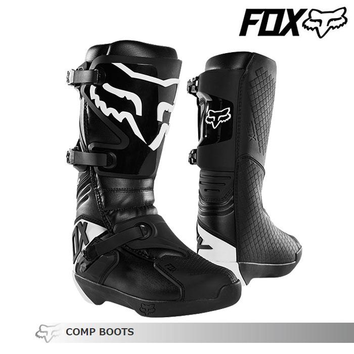 FOX RACING 〔WEB価格〕コンプブーツ