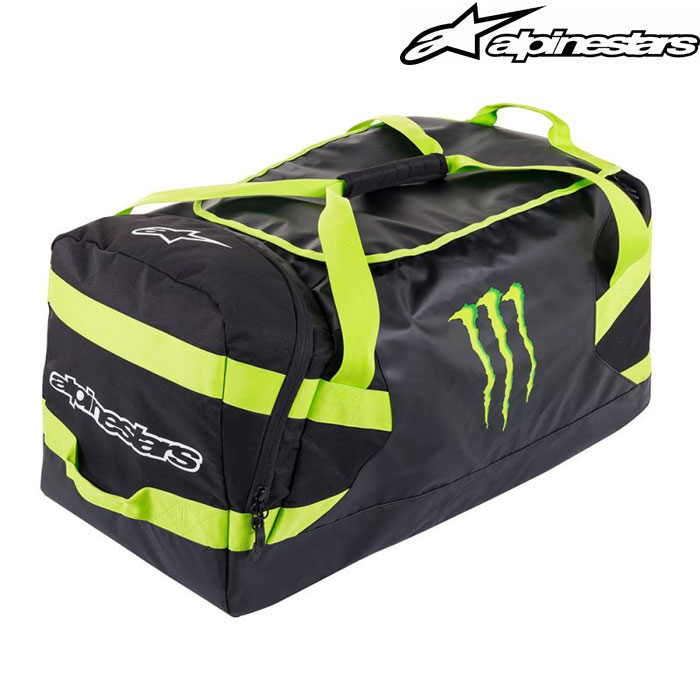 alpinestars 〔WEB価格〕MONSTER SPACEWARP DUFFLE BAG モンスターエナジー