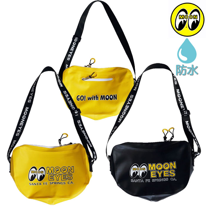 MOONEYES 〔WEB価格〕OMB-006 WATERPROOF BAG 防水バッグ