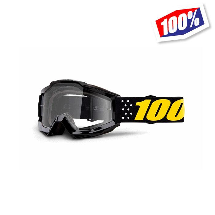 100% 〔WEB価格〕100パーセント ACCURI ゴーグル PISTOL