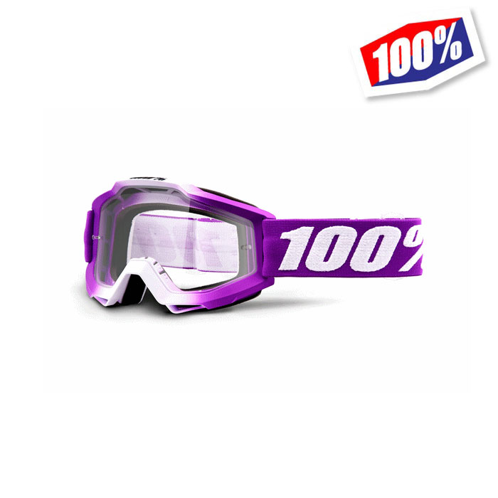 100% 〔WEB価格〕100パーセント ACCURI ゴーグル FRAMBOISE