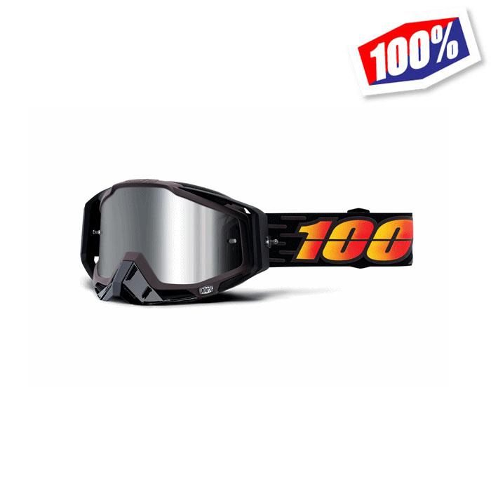 100% 〔WEB価格〕100パーセント 19FA ゴーグル RACECRAFT PLUS COSTUME