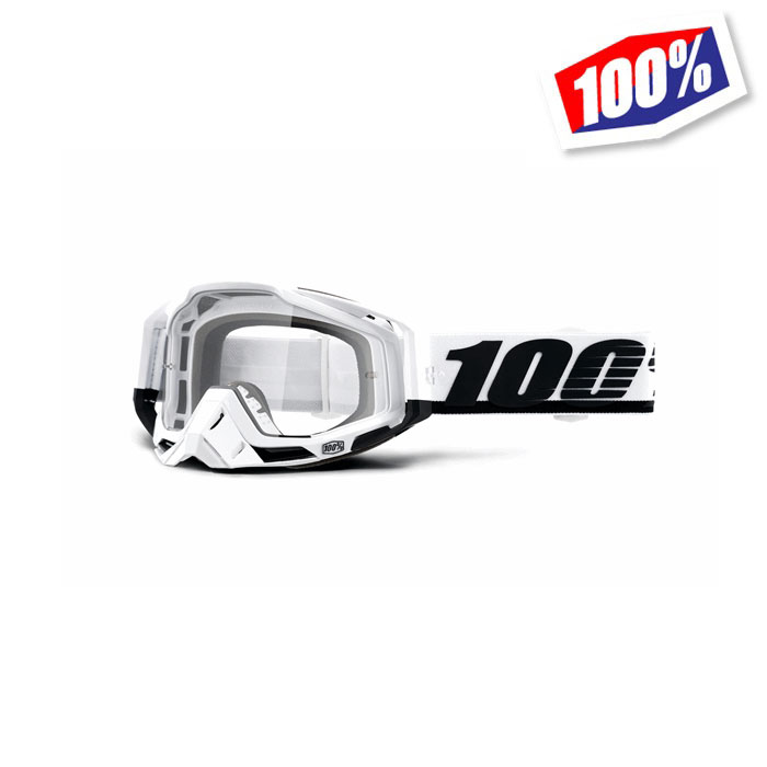 100% 〔WEB価格〕100パーセント RACECRAFTゴーグル STUU