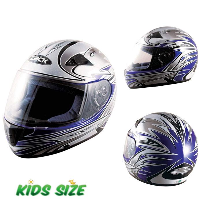 TNK工業 〔WEB価格〕【キッズ】ZK-1 フルフェイスヘルメット