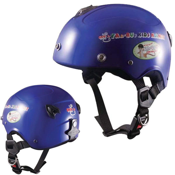 TNK工業 〔WEB価格〕【キッズ】 SKY Jr ヤールーKIDS ヘルメット