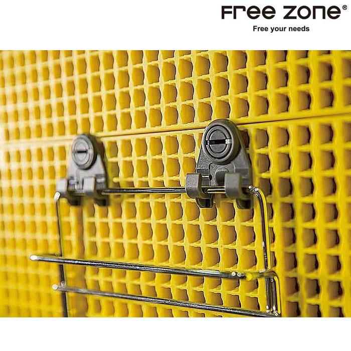 Free Zone 〔WEB価格〕FZ00083 バスケットハンガー(2コ)