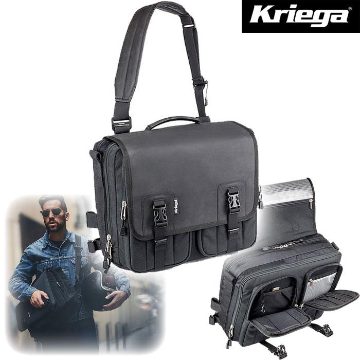 Kriega 〔WEB価格〕 KSUEDC URBAN-EDC メッセンジャーバッグ