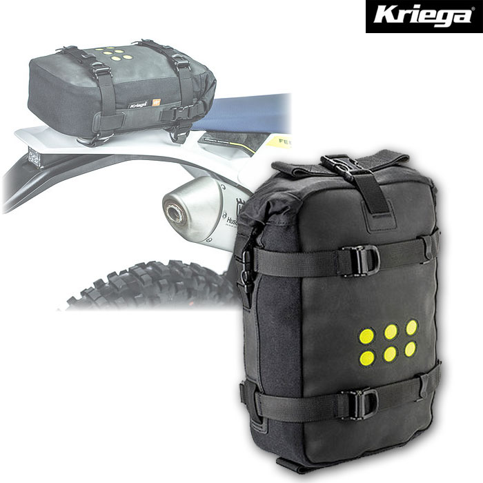 Kriega 〔WEB価格〕 KOS6 OS-6 アドベンチャーパック