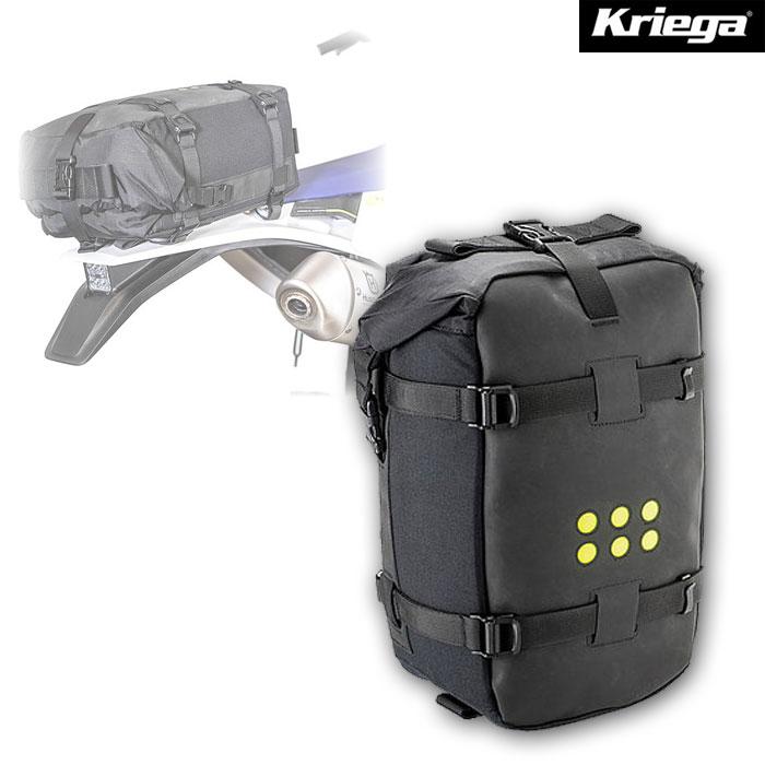 Kriega 〔WEB価格〕 KOS12 OS-12 アドベンチャーパック