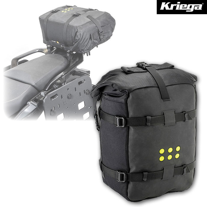 Kriega 〔WEB価格〕  KOS18 OS-18 アドベンチャーパック