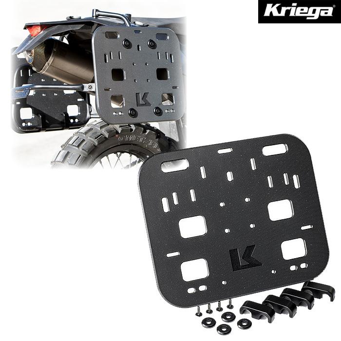 "Kriega OS-プラットフォーム 18mm or 3/4""TUBE"