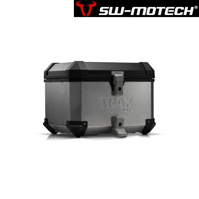 SW-MOTECH TRAX ION トップケース 38L シルバー