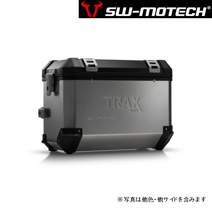 SW-MOTECH TRAX ION Lサイドケース 45L(右) シルバー