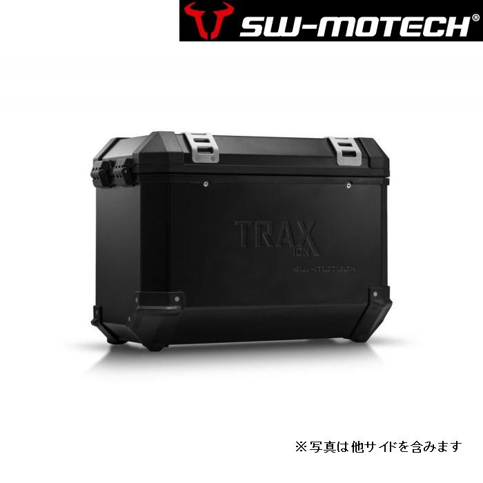 SW-MOTECH TRAX ION Mサイドケース 37L(左) ブラック