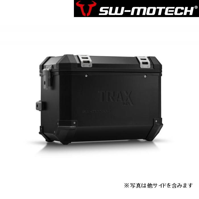 SW-MOTECH TRAX ION Mサイドケース 37L(右) ブラック