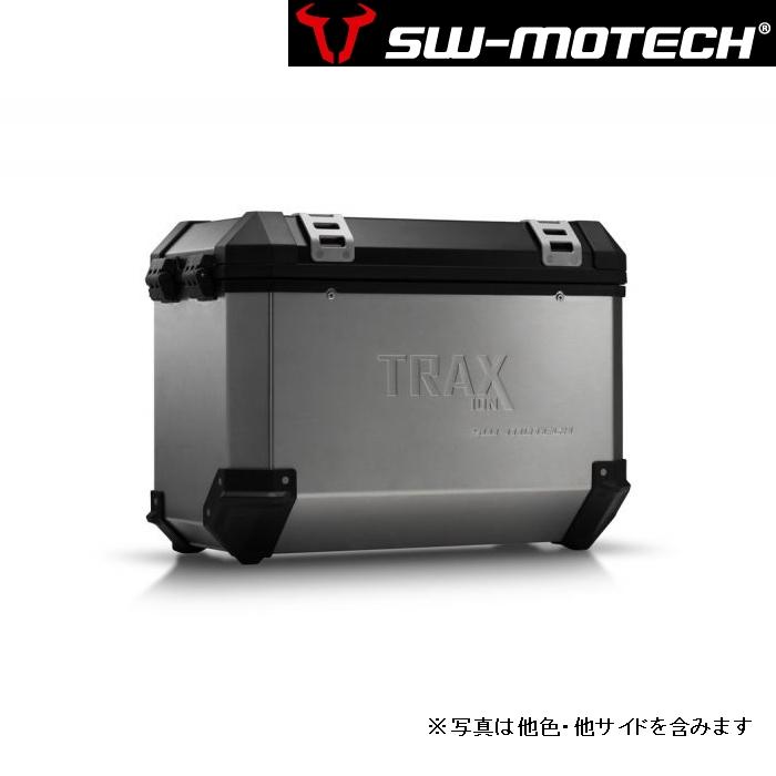 SW-MOTECH TRAX ION Mサイドケース 37L(左) シルバー