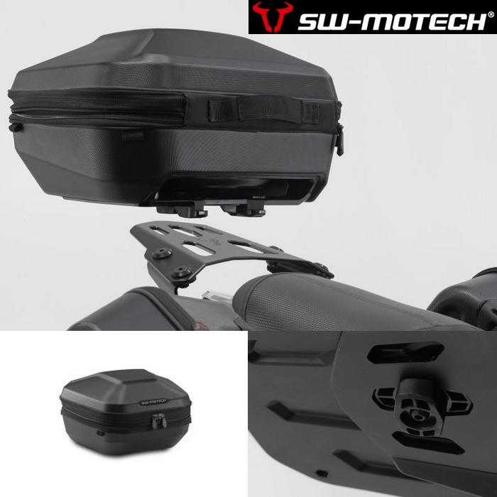 SW-MOTECH URBAN ABS トップケース(DHVシステム) STREET-RACK用