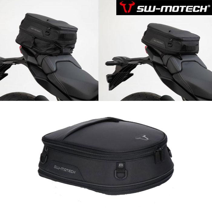 SW-MOTECH ION S テールバッグ 7-15L