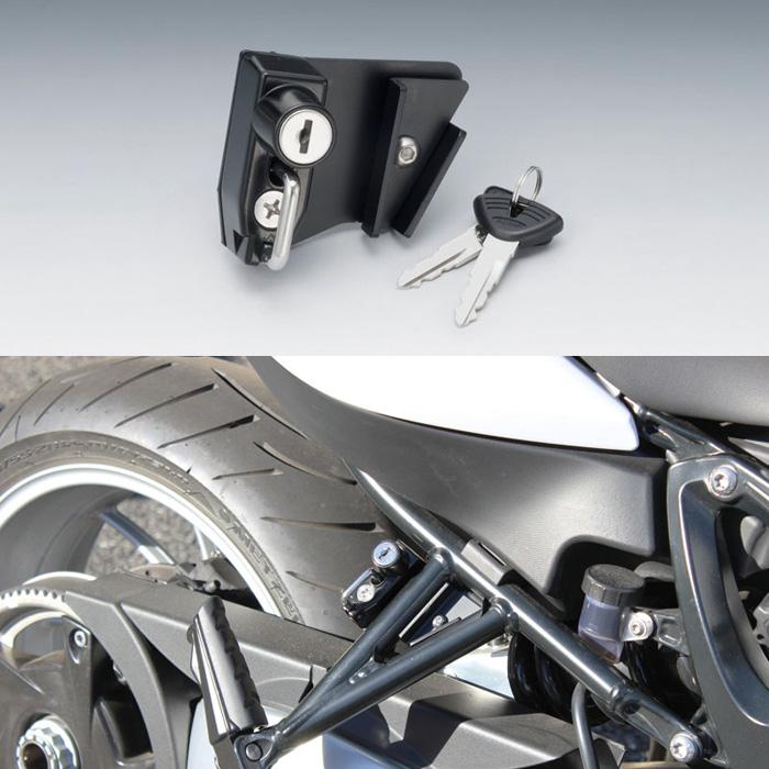 KIJIMA 〔WEB価格〕 ヘルメットロック F800GT 13Y-/F800R 15Y-
