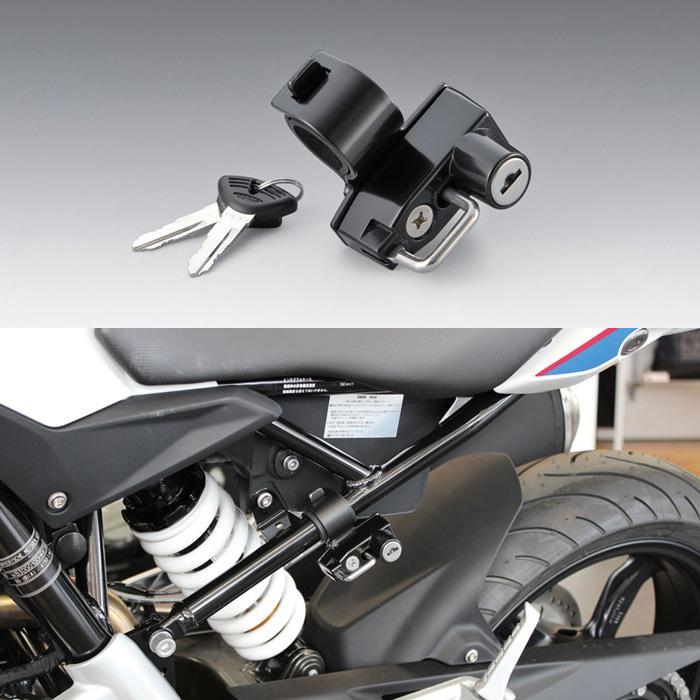KIJIMA 〔WEB価格〕 ヘルメットロック G310R/GS 17Y-