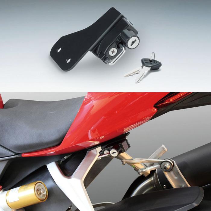 KIJIMA 〔WEB価格〕 ヘルメットロック SB パニガーレ/S