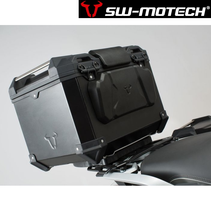 SW-MOTECH 〔WEB価格〕TRAX ADV トップケース用バックレスト(上下セット)