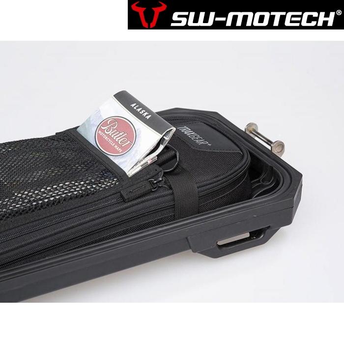 SW-MOTECH TRAX ADV M/Lサイドケース用リッドインナーバッグ