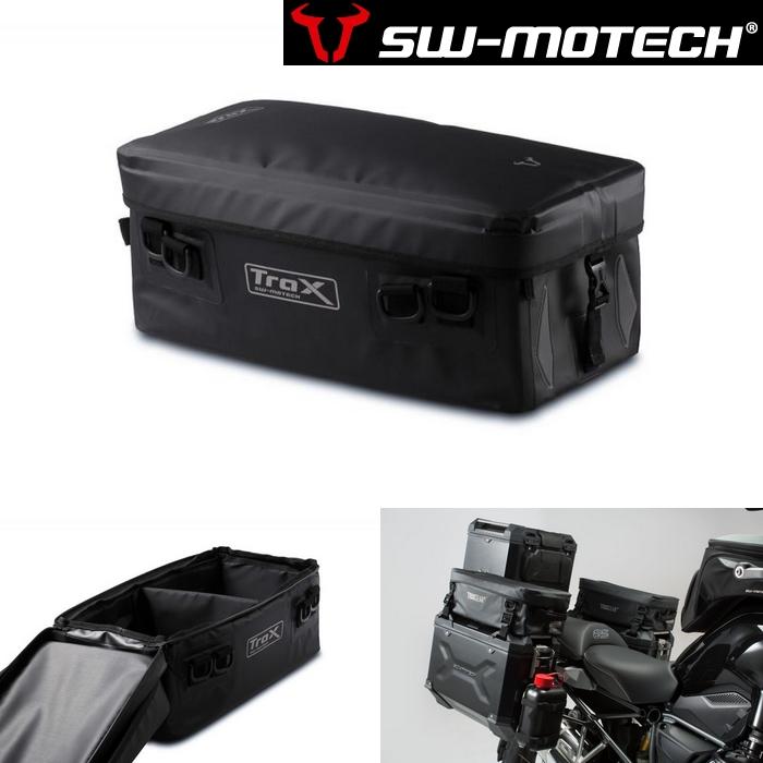 SW-MOTECH 〔WEB価格〕TRAX ADV M/Lサイドケース用防水エクスパンションバッグ