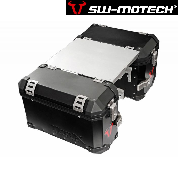 SW-MOTECH 〔WEB価格〕TRAX ION M/Lサイドケース用キャンピングテーブルプレート