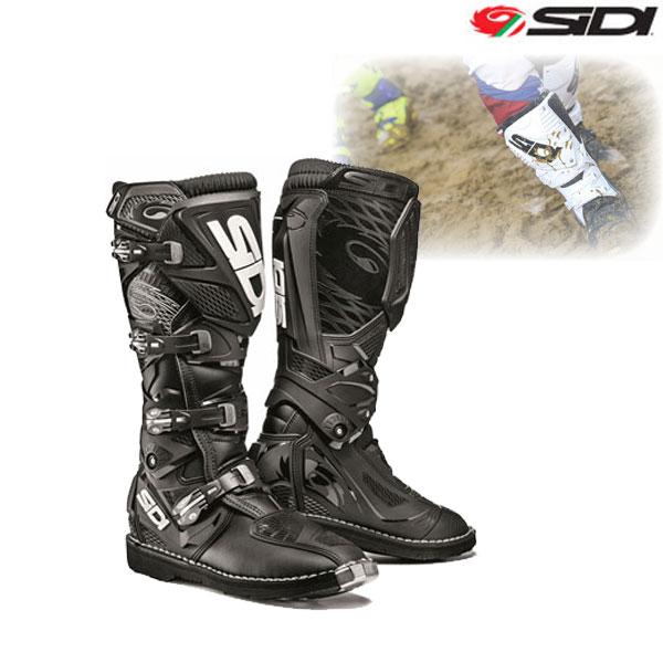SIDI 〔WEB価格〕X-3ブーツ ブラック/ブラック◆全2色◆