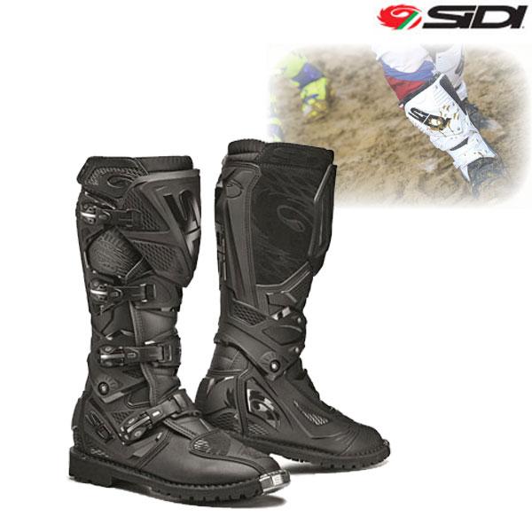 SIDI 〔WEB価格〕X-3 ENDURO[エンデューロ] ブーツ(ブロックソール)