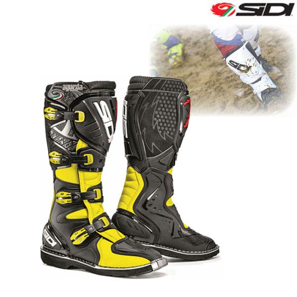 SIDI 〔WEB価格〕AGUEDA[アグエダ] ブーツ フローイエロー/ブラック◆全2色◆
