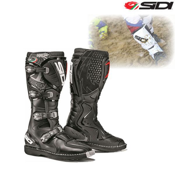 SIDI 〔WEB価格〕AGUEDA[アグエダ] ブーツ ブラック/ブラック◆全2色◆